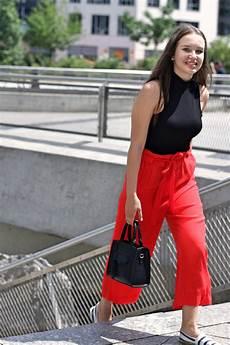 Rote Culotte X Schwarzer Fashion Ceyourgoals By