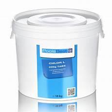 pool chlor shop 10 kg poolsbest 174 chlortabletten l 200g 80 90 aktivchlor