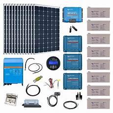 kit solaire 3600w hybride multiplus 230v 5000va