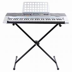 Hamzer 61 Key Electric Keyboard Piano With Stand