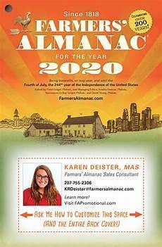 the 2020 farmers almanac for business farmers almanac fish business names