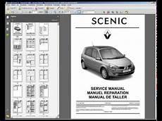 renault scenic ii manual de taller service manual