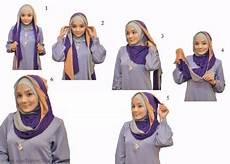 Toko Mekkah Cara Memakai Jilbab Modern Model Terbaru