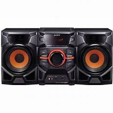 Sony Mhc Ex600 Cha 238 Ne Hifi Sony Sur Ldlc