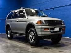 accident recorder 1999 mitsubishi montero transmission control mitsubishi montero 1999 cars for sale