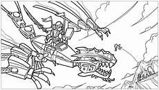 ausmalbilder ninjago drache zum drucken for ausmalbilder