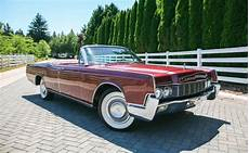 1967 Lincoln Continental Convertible For Sale On Bat