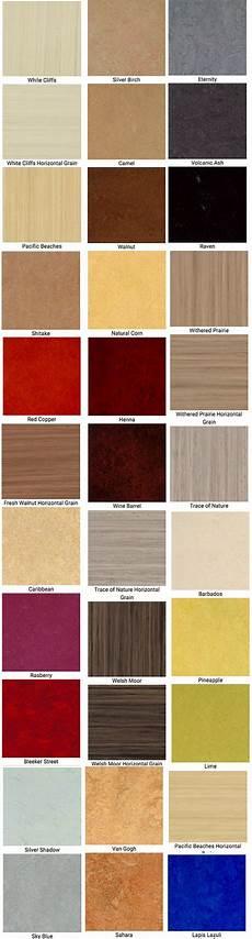 Linoleum Flooring Colors by Marmoleum Click Color Chart Kitchen Floor Vinyl