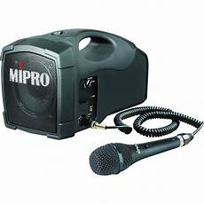 Maiha M008 Units Portable Wireless by Mipro Ma 101 Portable Rechargeable Wireless Pa