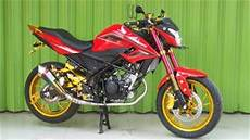 Modifikasi All New Cb150r by Gambar Modifikasi Motor Honda All New Cb150r Terkeren 2016