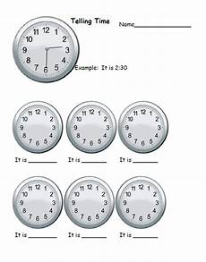 time to the hour worksheets for 2nd grade 3639 learning to tell time worksheets free and a goes along with