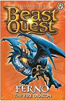 Beast Quest Malvorlagen Novel Ferno The Series 1 Book 1 Beast Quest
