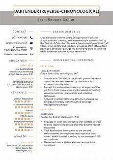 resume format best resume formats for 2019 3 proper exles