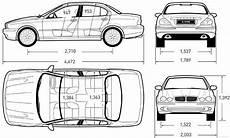 jaguar xj6 dimensions jaguar x type blueprint free blueprint for 3d