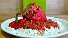 gefüllte paprika mit reis gef 252 llte paprika gef 252 llte paprika ganz klassisch