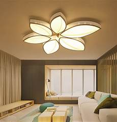 leaves ceiling light modern surface mounted led celing