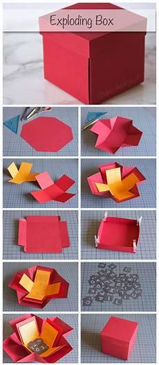 Exploding Box Diy Tips
