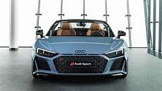 Audi R8 Facelift - audi r8 facelift debuts with cool new design and 620 hp