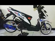 Modifikasi Motor Beat Fi Babylook by Babylook Simple Modifikasi Beat Fi