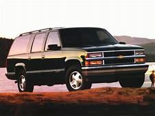 1997 Chevrolet Suburban 1500 Specs Safety Rating & MPG