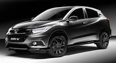 honda hr v sport gets the civic s turbo four in europe carscoops