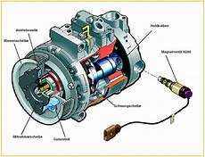 magnetkupplung klimakompressor wechseln fr 1p schraube der magnetkupplung des
