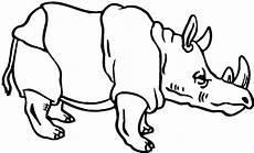 Bilder Zum Ausmalen Nashorn Ausmalbilder Malvorlagen Nashorn Kostenlos Zum