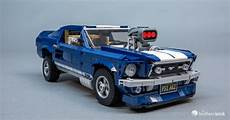 10265 Lego Creator Expert Ford Mustang Review 47 The