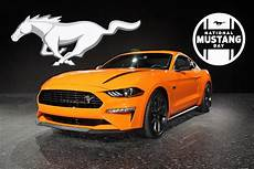 2020 ford mustang info specs price pictures wiki
