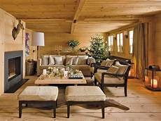 Stylish New Year Decorations In Chalet Style