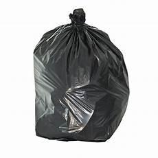 bolsa basura 160 l econ 243 mica negra con lazo de cierre