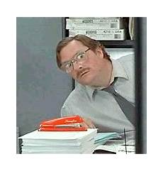 Office Space Quotes Milton by Milton Office Space Quotes Stapler Quotesgram