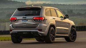 Next Generation Jeep Grand Cherokee To Use Alfa Romeo Platform