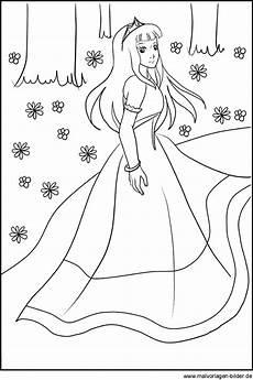 Malvorlagen Kinder Pdf Ps4 Ausmalbilder Prinzessin Kleid