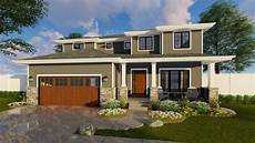 luxury home plan with impressive features 66322we the kincaid is a 2 story house plan the craftsman front