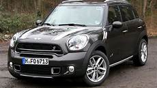 2016 Mini Countryman Cooper S All4 190 Hp Test Drive