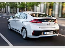 Hyundai IONIQ Plug in Hybrid now available for order In Europe