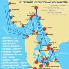 fähre hirtshals kristiansand wohnmobil norwegen f 228 hren schiffs f 228 hrlinien und nach