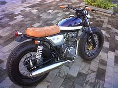 Modifikasi Custom by Modifikasi Motor Honda Cb Style Motorcycle