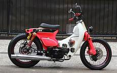 Honda C70 Modif by Top Modifikasi Motor C70 Terbaru Modifikasi Motor