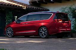 2020 Chrysler Pacifica Review Price Interior Features