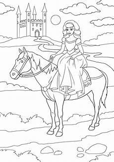 Ausmalbilder Prinzessin Dibujos De Princesas Para Colorear