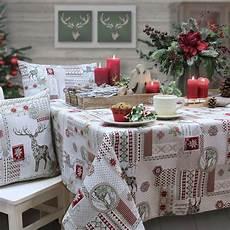 Weihnachtstischdecken Tisch Decken