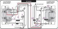 ge 3 way dimmer switch wiring diagram electrical how do i convert from 3 way switches to dimmers home improvement stack exchange
