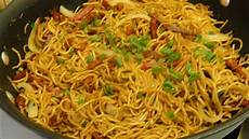 How To Make Easy Fried Noodles With And