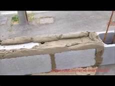 Comment Faire Un Mur De Cl 244 Ture En Agglos De 20 Cm Www