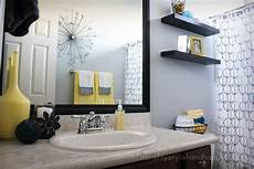 Grey Yellow Bathroom Ideas by Best Bathroom Design Images Home Decorating