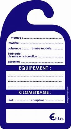 Affiche De Prix R 233 Troviseur En Coloris Bleu Les 10