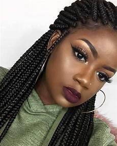 Black Braid Styles 2019