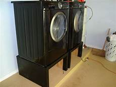 washing machine and dryer pedestal stand a diy happiness